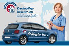 Jubiläum 2015 - 20 Jahre - Krankenpflege Schwester Ines