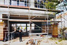 Im Dezember 1999 Umzug in die Reuterpassage in Reutershagen