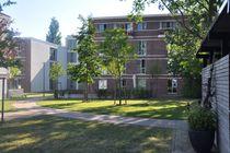 Begrünter Innenhof