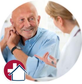 Gute Beratung in Pflegefragen
